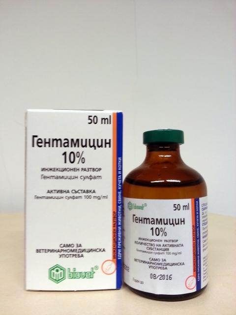 Гентамицин и беременная